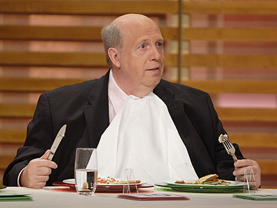 Juror (?!) Rainer Calmund