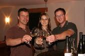 Das Team vom Weingut Cristalin
