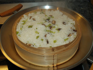 Jasmin-Hühnchen - laktosefrei Essen