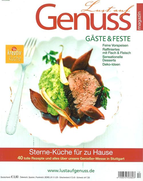 Genuss Kochzeitschrift lust auf genuss archives blandas