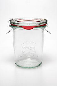 Allzweckwaffe: Mini-Weck-Glas