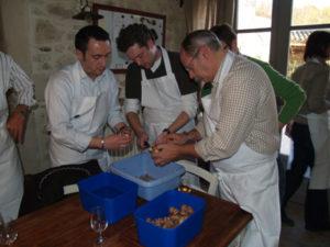 Drome Provencale: Wie man Italien-Fans zu Frankreich-Fans macht! Essen
