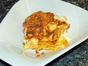 Melli's Lasagne