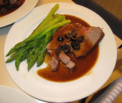 Kochen mit Freunden: Heute Lammkeule aus Neuseeland beim Geschmackstest Einkaufen