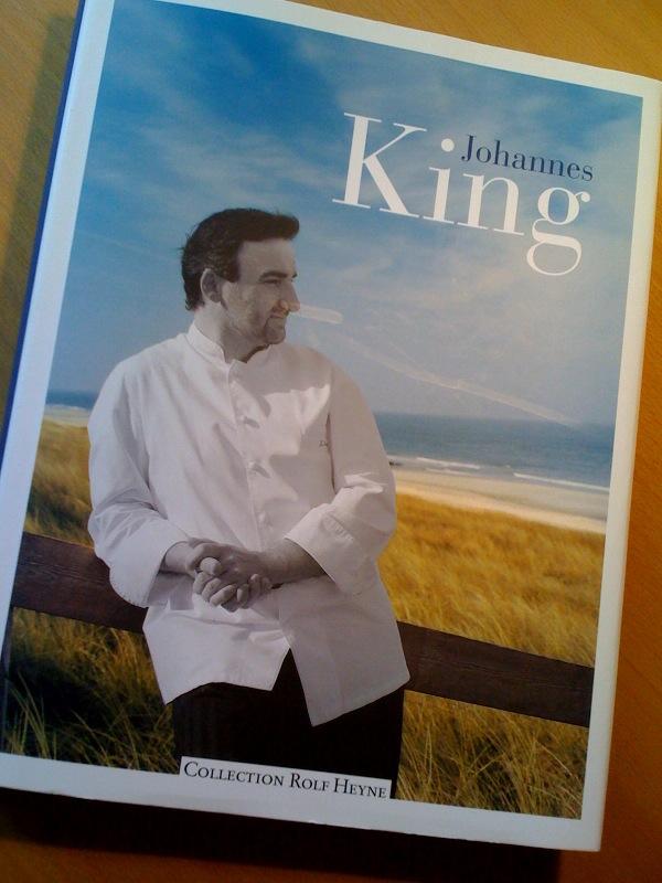 Kochbuch von Johannes King