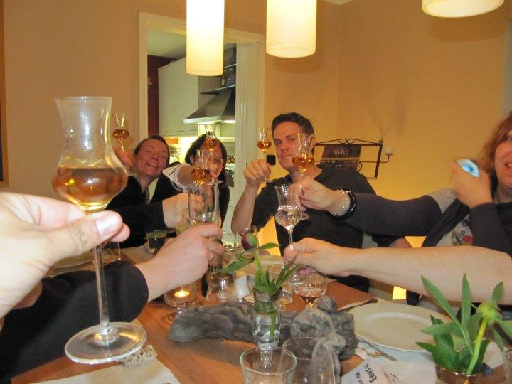 SWR3 Grillparty mit Johann Lafer: Regen, mäßige Rezepte, aber viel Spaß Essen