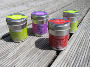 Gute Idee: Weingewürze von Riesling bis Merlot Einkaufen