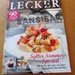 """Lecker Sonderheft """"Sansibar"""" - 90 Rezepte des Szenerestaurant auf Sylt"""