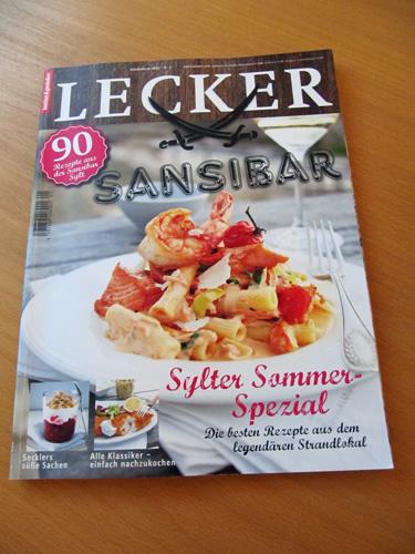 Gewinnspielaktion: SANSIBAR Sonderheft von Lecker