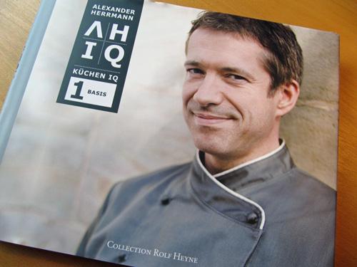 Neues Kochbuch von Alexander Herrmann Küchen IQ - 1 Basis