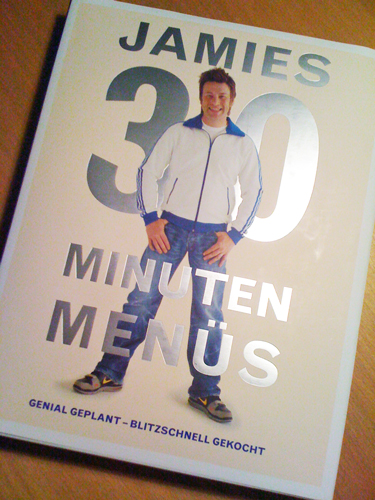 Neu: Jamie Olivers 30 Minuten Menüs