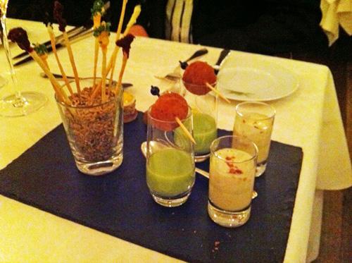 Besuch beim Sternekoch Johannes King auf Sylt: Lecker mit Sylt-Aufschlag Essen