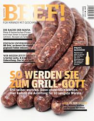 BEEF! Ausgabe 2 2011