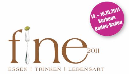 Im verflixten 7. Jahr: Die Genussmesse fine 2011 findet wieder in Baden-Baden statt Einkaufen