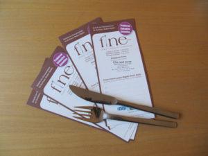 Eintrittskarten für die Genussmesse fine in Baden-Baden gewinnen