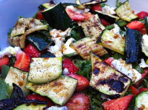 Salat zum Grillen von neue-ess-klasse