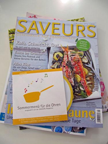 Mit vier neuen Food-Zeitschriften in den Sommer: meine persönliche Rezension Essen