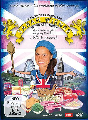 Kulinarische Abenteuer der Sarah Wiener in Großbritanien - geht denn das? Bücher