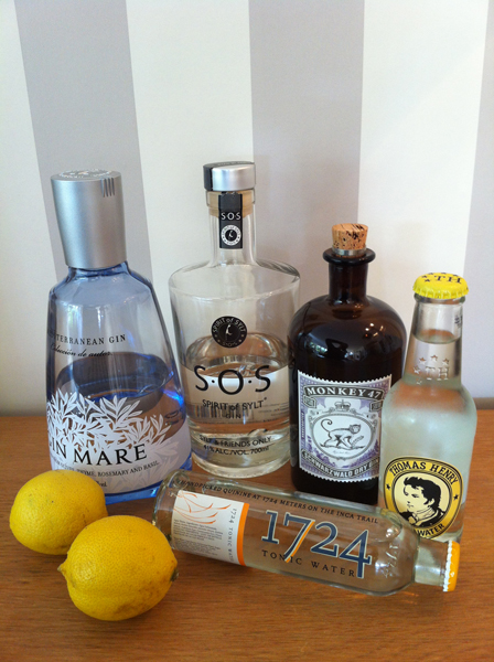 Gin Tonic mein neues Lieblingsgetränk - aber nur mit dem richtigen Gin und Tonic Water.
