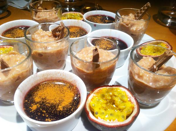 Peruanische Dessertvariation alá Jorge