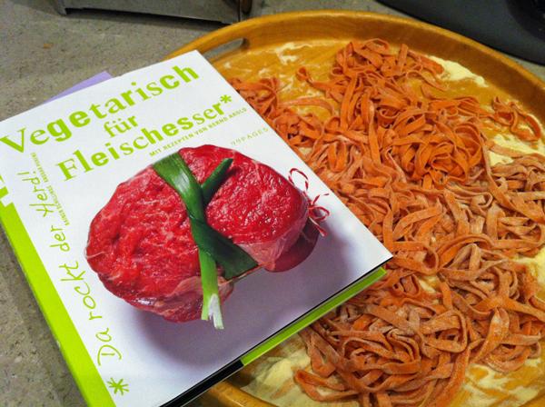 """Neue/ess/klasse testet """"Vegetarisch für Fleischesser"""""""