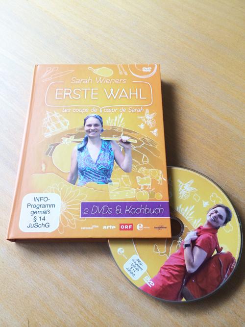 """Neue-ess-klasse: Sarah Wiener """"Erste Wahl"""""""