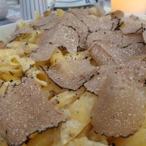 Pasta & Trüffel wie in Istrien