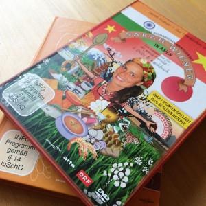 DVD Sarah Wiener in Asien