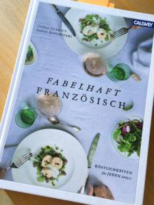 neue ess klasse Kochbuch-Rezension: Fabelhaft Französisch