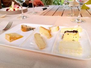 Mein Dessert: wunderbarster Käse!!!