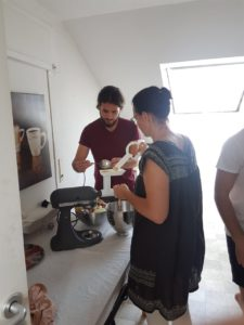 Original syrische Küche: ein Sonntag mit neuen Geschmäckern Rezepte