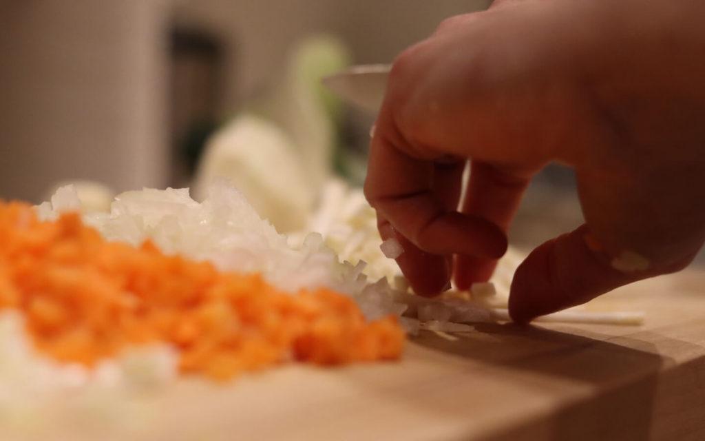 Rezept Muscheln mit Pommes und Knoblauch-MAYO Kochen