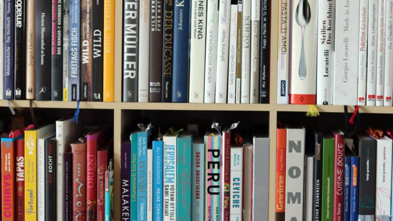 Meine Lieblingsbücher auf einen Blick